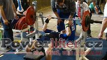 Pavel Malina, benč 100kg
