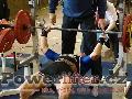 Václav Burda, benč 105kg