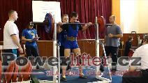 Štěpán Kučera, dřep 120kg