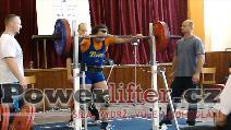 Petr Šír, dřep 165kg