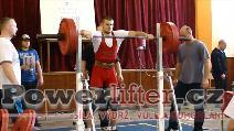 Michal Hladil, dřep 175kg