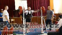 František Vincourek, dřep 190kg