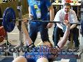 Patrik Krušina, benč 70kg