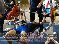 Libor Novák, benč 105kg