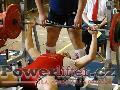 Michal Hladil, benč 100kg