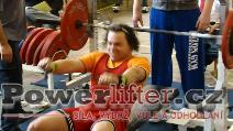 Petr Šír, benč 100kg