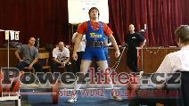 Libor Novák, mrtvý tah 180kg