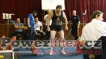 Libor Novák, mrtvý tah 240kg
