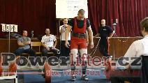 Tomáš Pavliš, mrtvý tah 252,5kg