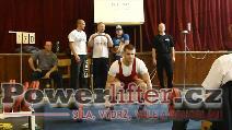 Michal Hladil, mrtvý tah 170kg