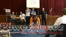 Petr Šír, mrtvý tah 155kg