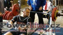 Jiří Olejko, benč 160kg