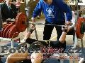 Roman Hodža, benč 150kg