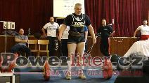 Roman Hodža, mrtvý tah 210kg