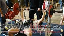 Jan Motal, benč 100kg
