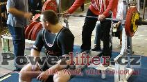Václav Liška, benč 155kg