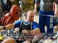 Jiří Chvála, benč 180kg