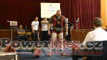 Jiří Chvála, mrtvý tah 260kg