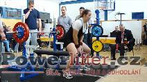 Romana Grómanová, 90kg