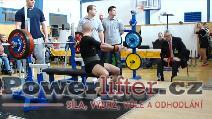 Jan Mikš, 135kg