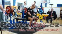 Václav Lazna, 125kg