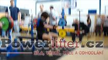 Radek Giebl, 145kg