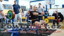 Josef Boháček, 152,5kg