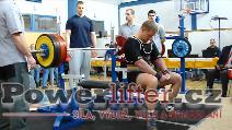 Pavel Tříska, 212,5kg