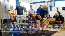 Jiří Zahraj, 242,5kg