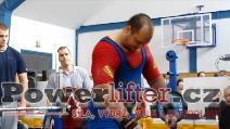 Vladimír Pop, 195kg