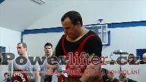 David Rossler, 200kg