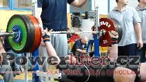 Jan Hubáček, 200kg