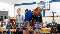 Jiří Chvála, 197,5kg