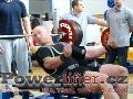 Jan Hubáček, 205kg
