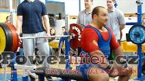 Vladimír Pop, 207,5kg