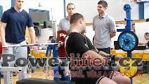 Pavel Fučík, 200kg