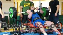 David Videman, 195kg
