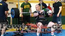 Pavol Demčák, 272,5kg