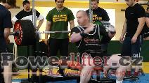 Pavol Demčák, 277,5kg