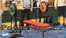 Iva Drobná, 100kg