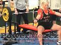 Jana Hrabalová, 105kg