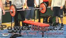 Klára Lakomá, 75kg