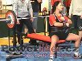 Petra Ličková, 90kg