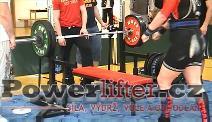 Lenka Bečvaříková, 100kg