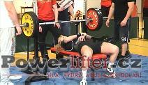 Iva Drobná, 105kg
