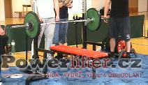 Jan Mikš, 130kg