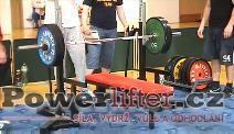 Lukáš Mandík, 167,5kg