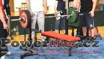 Dušan Šiška, 184kg