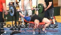 Marcel Murárik, 170kg