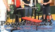 Vladimír Nebola, 197,5kg
